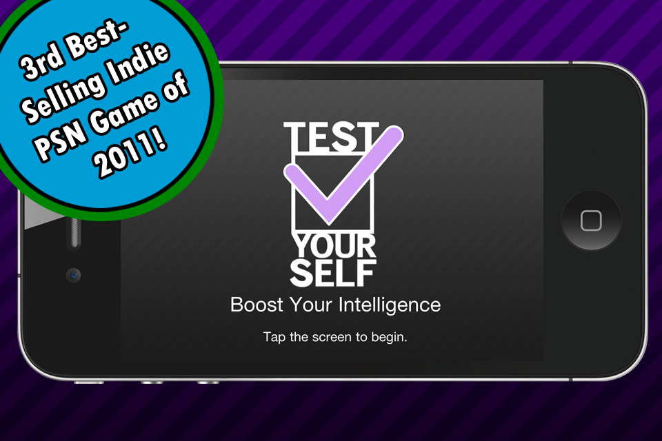 Screenshot Boost Your Intelligence for iPhone
