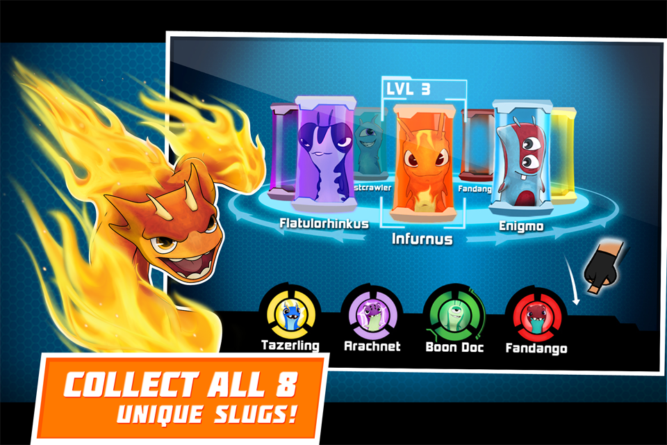 Slugterra: Slug It Out! by Nerd Corps Entertainment
